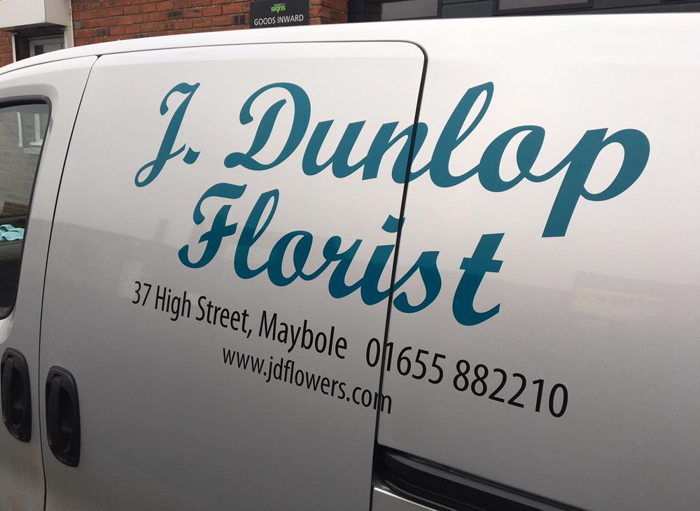 J Dunlop Florist