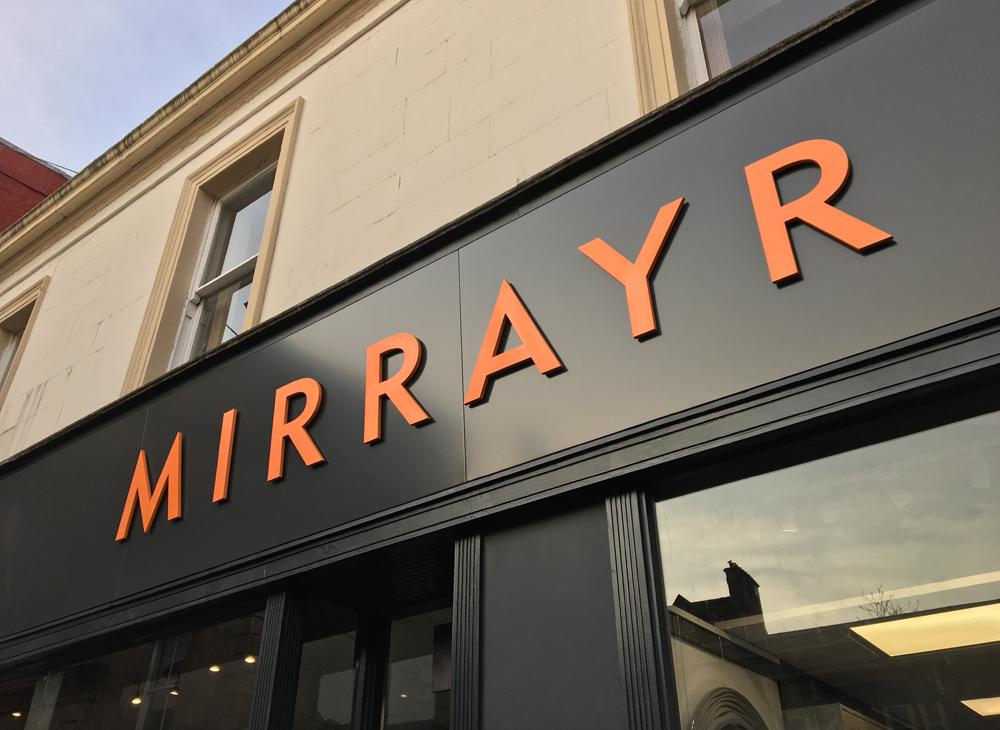 Mirrayr