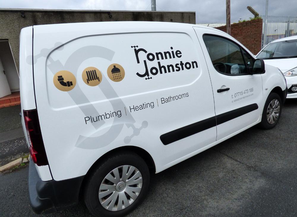 Ronnie Johnston