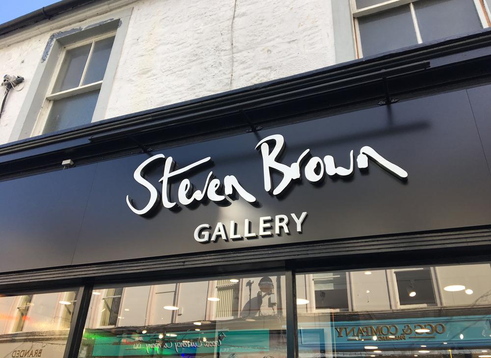 Steven Brown Gallery