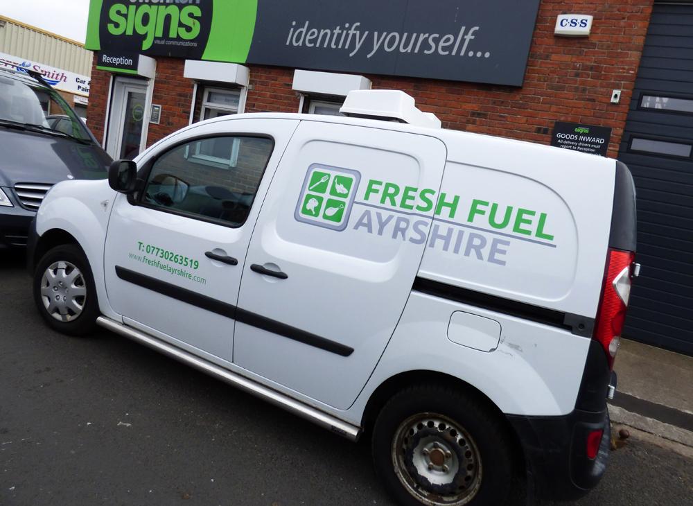 fresh fuel ayrshire