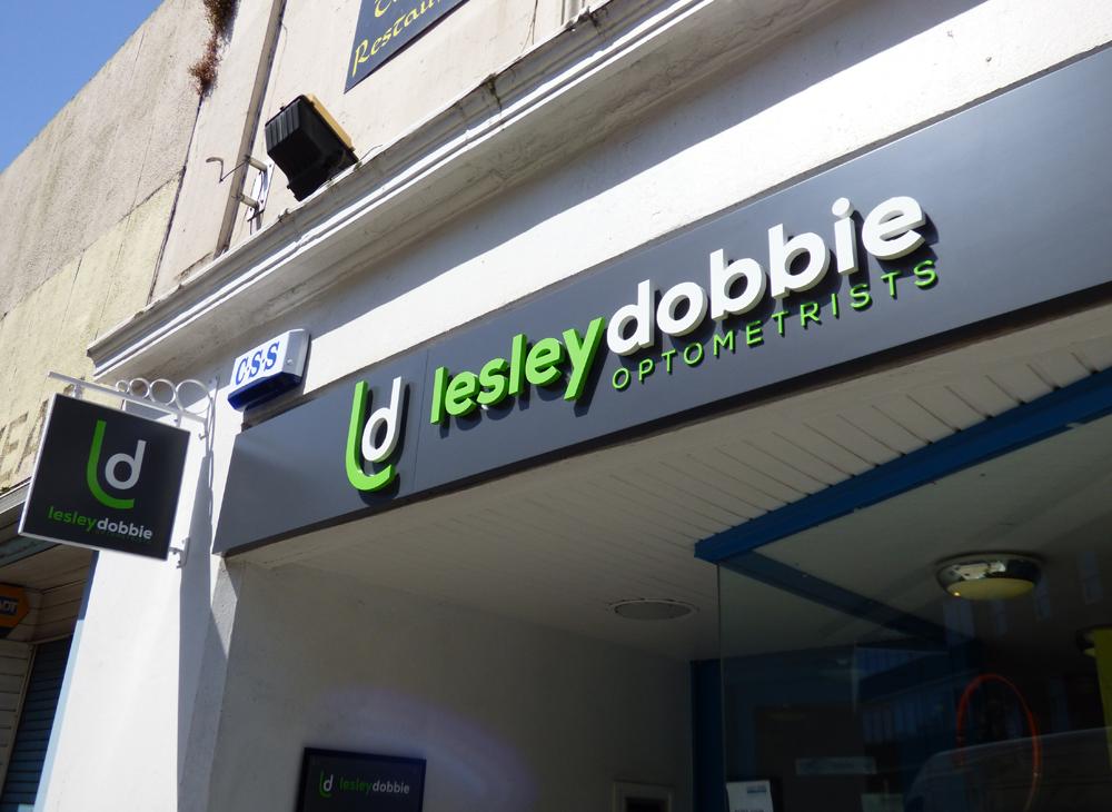 Lesley Dobbie Optometrists