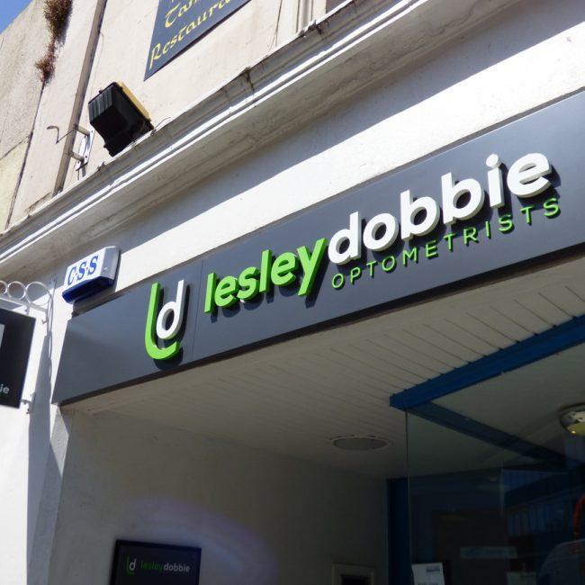 Lesley Dobbie 1