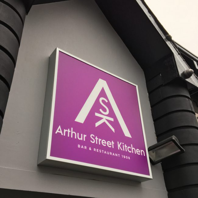 Arthur Street Kitchen