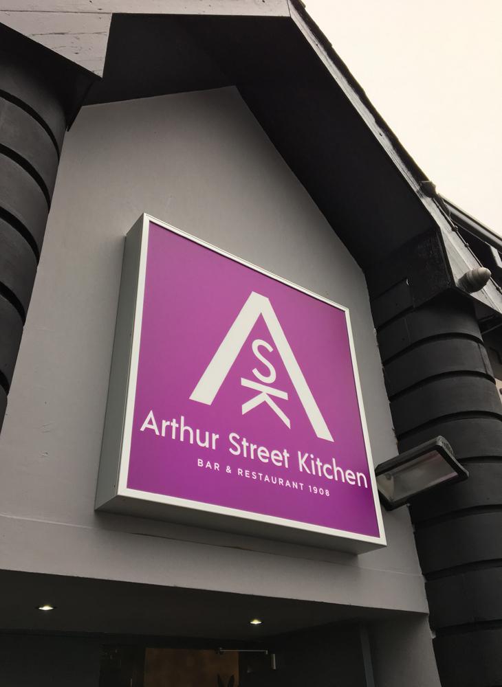 Arthur Street Kitchen